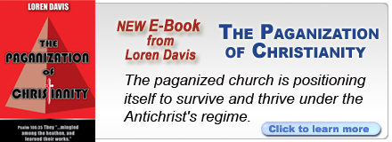 Loren Davis Paganization of Christianity book